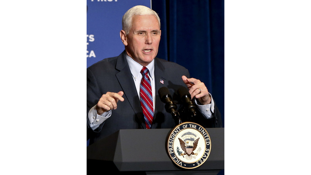 Vice President Mike Pence in Kentucky next week