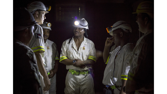 South Africa: Nearly 1000 trapped miners rescued