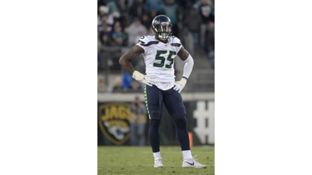 Seattle Seahawks' Frank Clark loses father in house fire