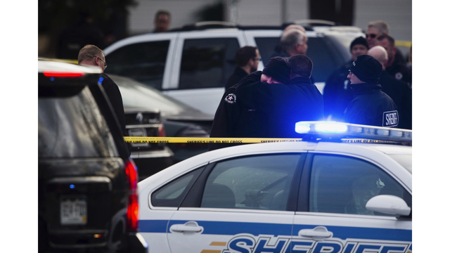 Three Police Officers Shot, One Fatally, in Colorado Srpings