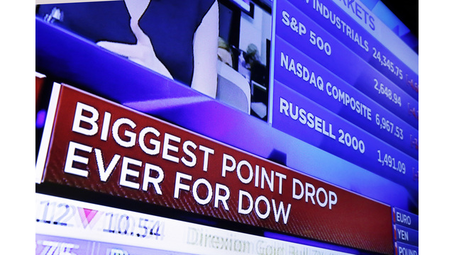 USA markets recover as volatility eases, but concerns remain