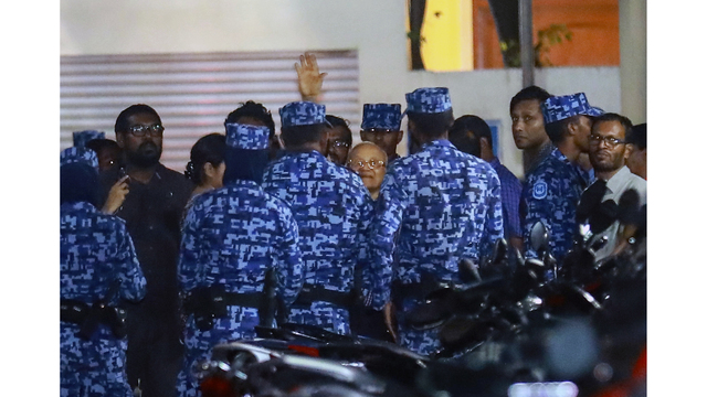 Maldives high court annuls order freeing jailed politicians