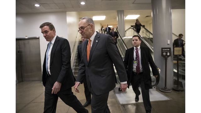 SCHUMER MELTDOWN: Chuck GOES NUCLEAR, Says Trump 'WORST MAN' to Hold Office