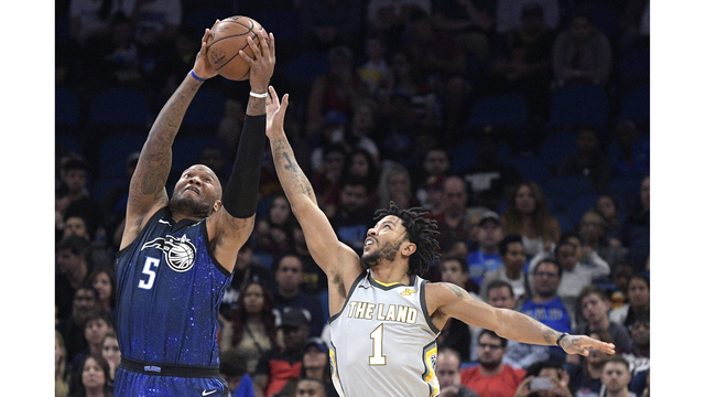 Cavaliers-Magic: Cleveland Whipped By Magic In Orlando