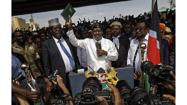 Supporters cry foul after Miguna is arraigned in Kajiado court