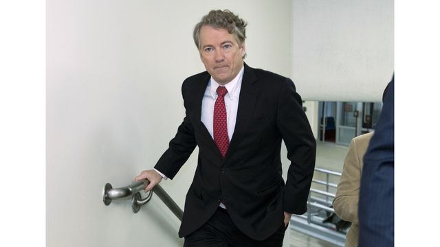 Sen. Rand Paul's Opposition To Funding Bill Will Cause Shutdown