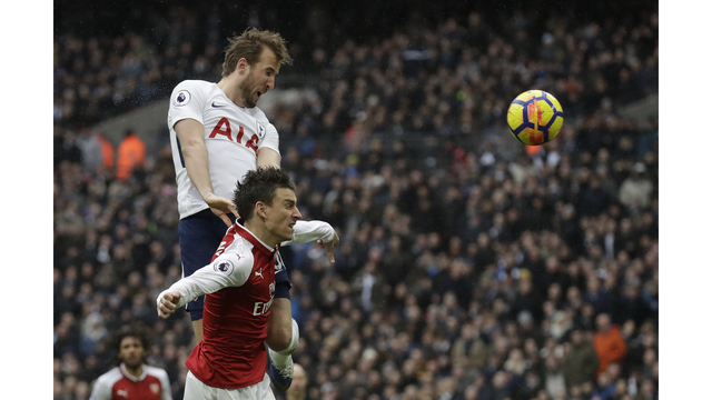 Tottenham's Champions League chase lifted by win vs Arsenal