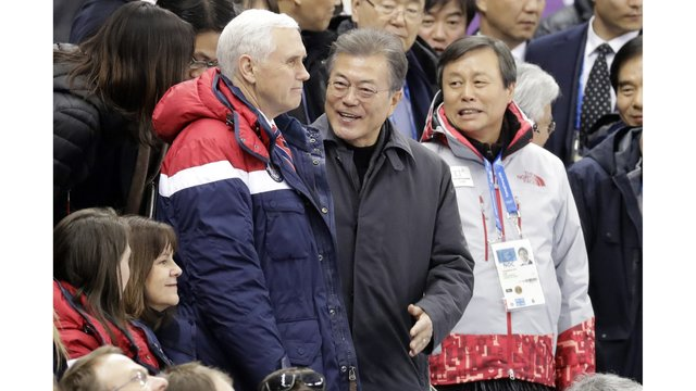 American IOC official says joint Korean hockey team deserves Nobel Peace Prize