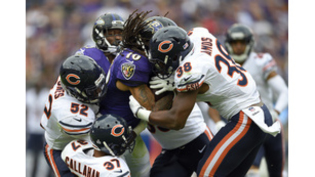 Bears to meet Ravens in Hall of Fame game August  2