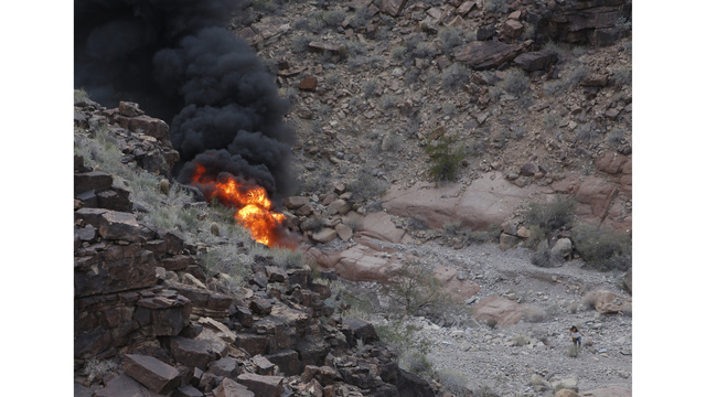 NTSB Asks For Help In Deadly Grand Canyon Copter Crash