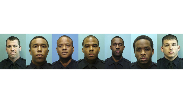 Baltimore officers guilty in corruption saga short on heroes