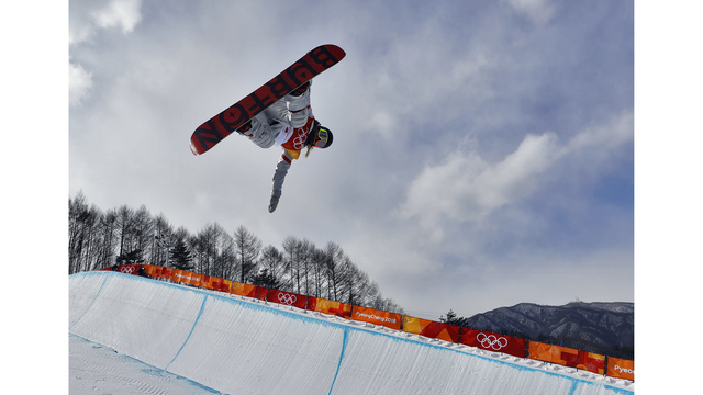 The Latest: Luge win keeps Germany atop gold medal standings
