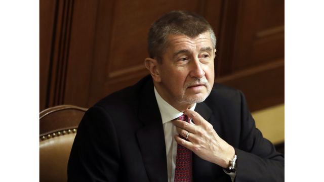 Czech leader loses case on collaborating with secret police