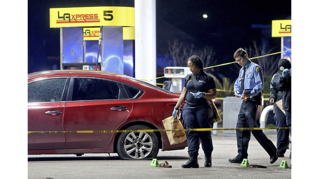 Mardi Gras marred as 3 killed, 5 wounded in New Orleans