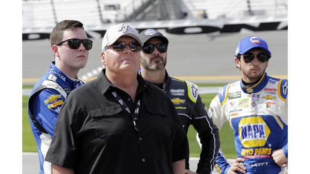 Daytona 500 2018 Qualifying Results: Alex Bowman Takes Pole for NASCAR Opener