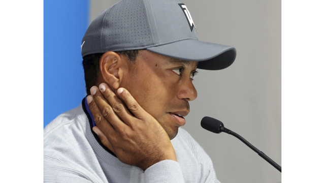 Woods back at Riviera, a course that never treated him well