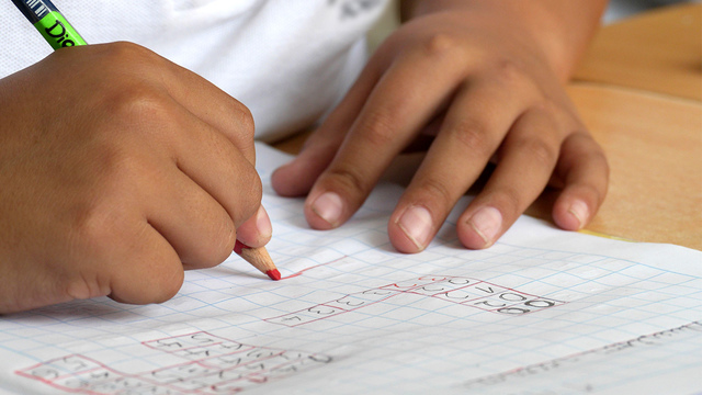 How to help your child get over math anxiety
