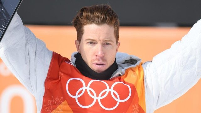 Shaun White Takes another Gold Medal