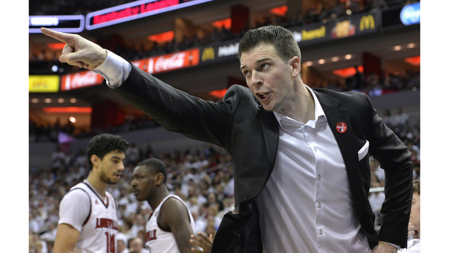 Louisville must vacate 2013 basketball national title after losing NCAA appeal