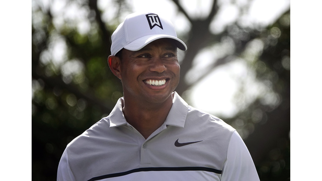 Noren, Simpson lead at Honda; Woods has solid 70