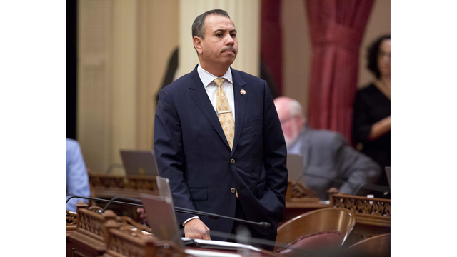 California State Senator Tony Mendoza resigns under pressure