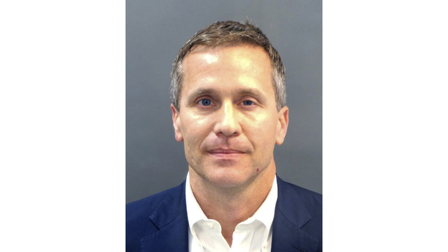 Missouri Gov. Indicted on Invasion of Privacy Charge