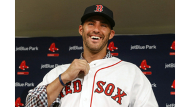 JD Martinez: Contract with Red Sox finalized