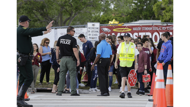 As Stoneman Douglas resumes class, survivors become students once more