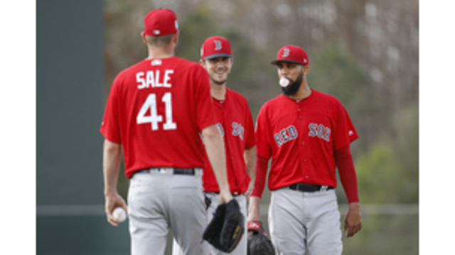 Red Sox LHP leaves spring start with forearm tightness