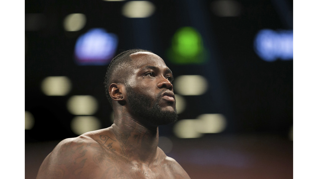 Wilder vows to prove he is world's best heavyweight boxer against Ortiz