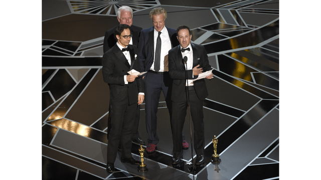 'Icarus' Director Brian Fogel Dedicates Academy Award To Russian Doping Whistleblower