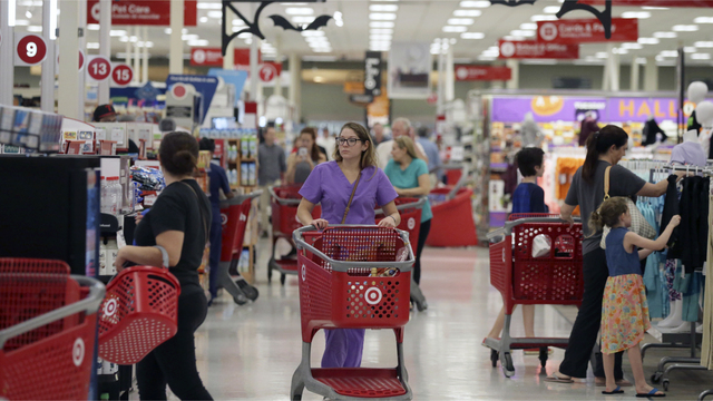 Target raises starting pay for 2nd time in less than a year