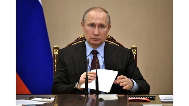 Putin says he won't do a Xi and scrap term limits
