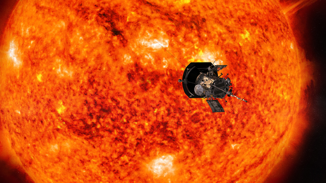 NASA invites public to send names to the sun