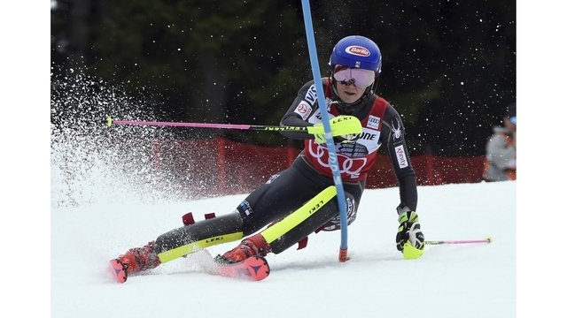 Olympian Mikaela Shiffrin wins second straight World Cup overall title