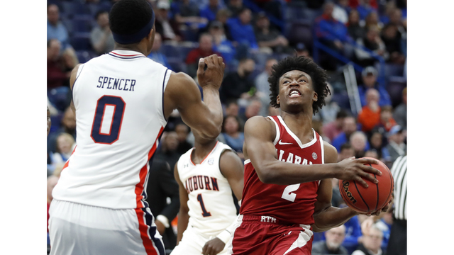 Alabama and Auburn Basketball make NCAA Tournament