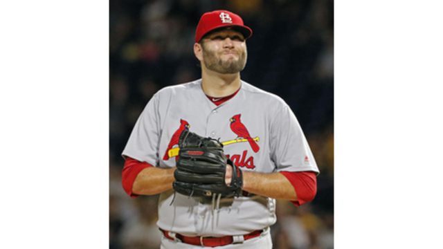 Twins Close to Signing P Lance Lynn to One-Year Deal