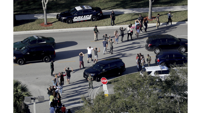 Trump's plan will seek to protect schools against shootings
