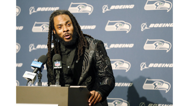 Sherman signs with 49ers