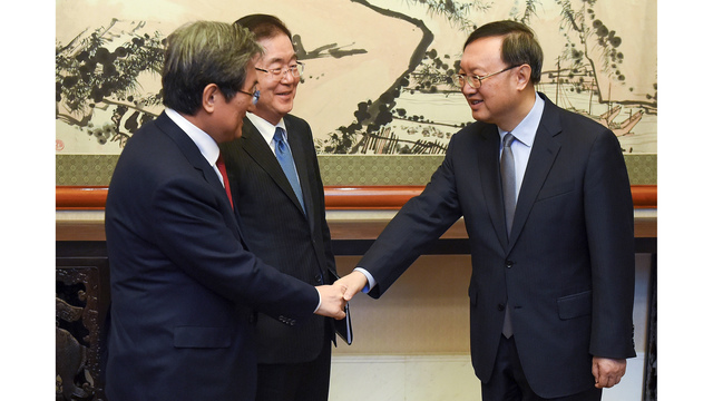 China urges US, NKorea to hold talks