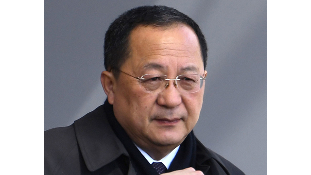 N Korean Foreign Minister arrives in Sweden; 'Trump-Kim' talks on agenda