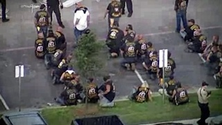 Waco biker shooting: Police say they fired 12 times