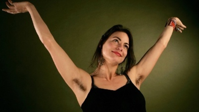 Armpit Hair A Growing Trend For Women