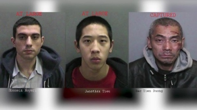 Calif  jail escapee taken into custody