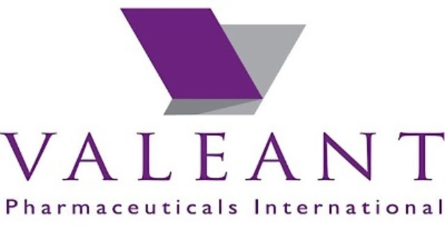 Valeant Pharmaceuticals International Inc