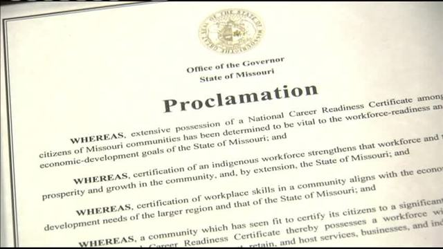 Vernon County named Work Ready Community