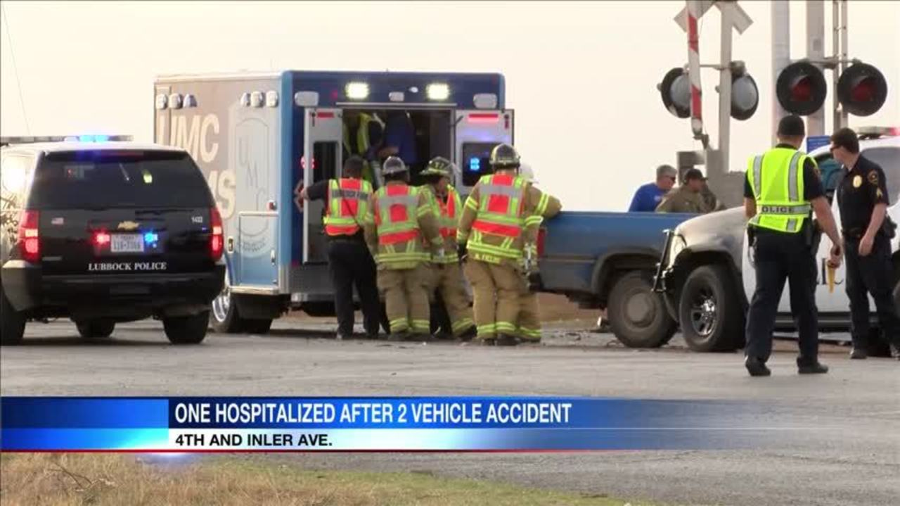 Two Vehicle Accident in West Lubbock Sends One to UMC With Serious Injuries - EVERYTHINGLUBBOCK