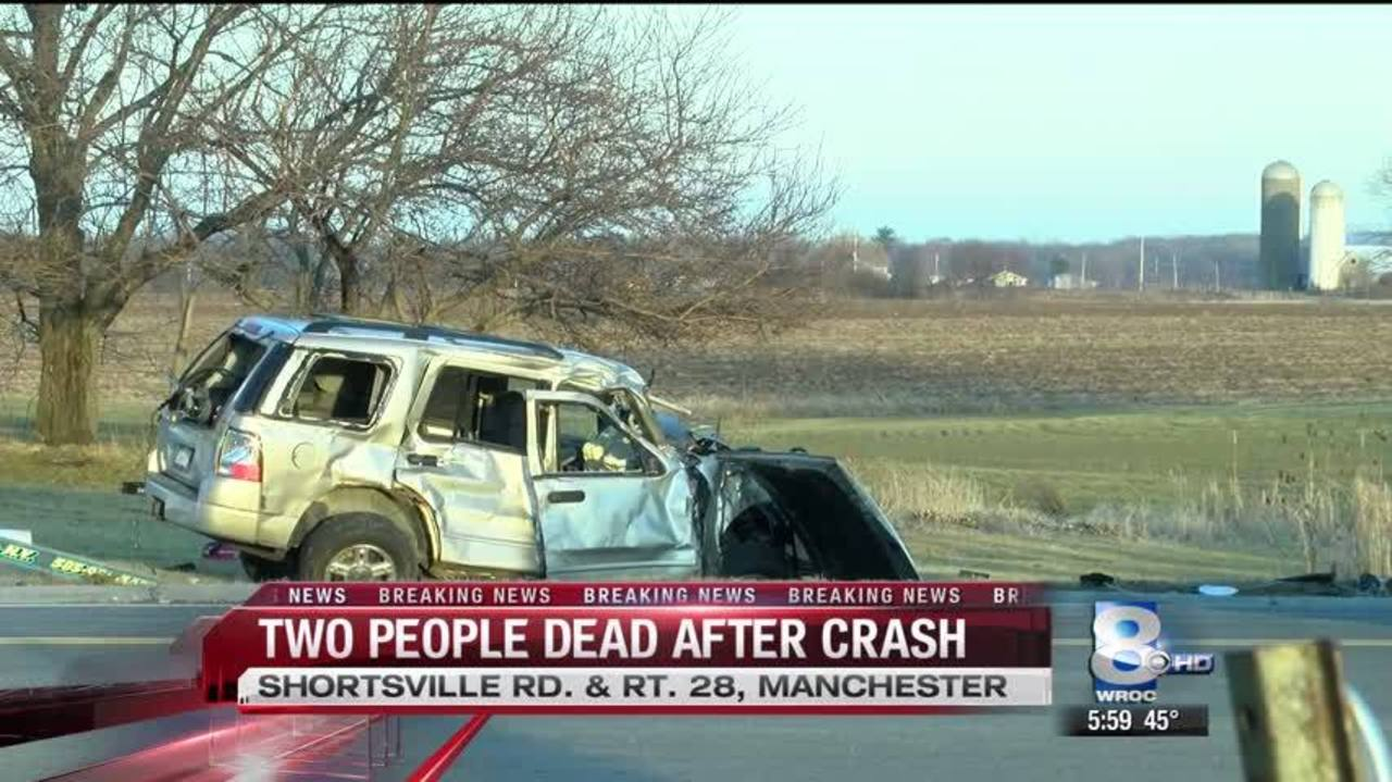 Police release names of victims of deadly crash