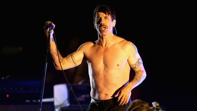 Anthony Kiedis, Red Hot Chili Peppers_176480640700651
