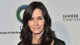 Courteney Cox Visits the Iconic 'Friends' Apartment